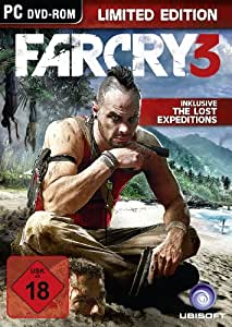 Far Cry 3 - Limited Edition (100% uncut) - [PC]