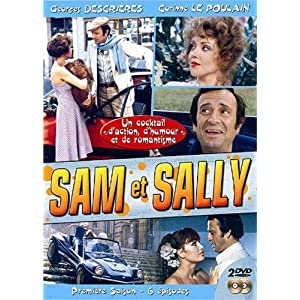 Sam et Sally, saison 1 - coffret 2 DVD