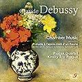 Musique de chambre: Pr�lude (transc.) R�verie, Sonate vln/cello, Trio...