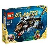 LEGO Atlantis 8058 - Riesenhai - LEGO