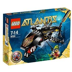 LEGO Atlantis 8058: Guardian of the Deep