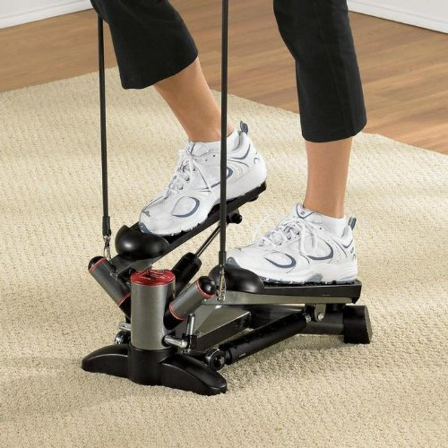 Aerobic Twisting Stair Stepper