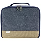 [Canon Selphy CP910 Case] - Lalonovo Comprehensive Protection Carry Case for Canon Selphy CP910/ CP900/ CP810/ CP800 Portable Photo Printers (Navy blue)