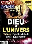 sciences et avenir; dieu et l'univers...