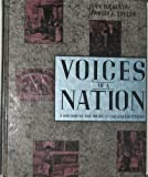 img - for Voices of a Nation: A History of Media in the United States by Jean Folkerts (1988-10-03) book / textbook / text book