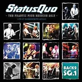 The Frantic Four Reunion 2013