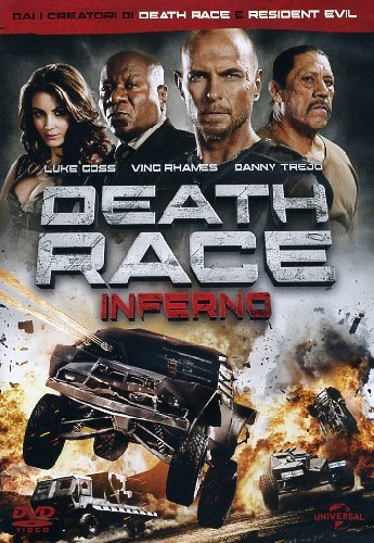 Death race: Inferno [IT Import]