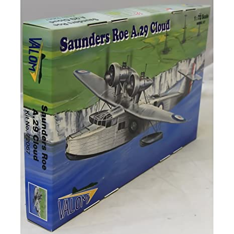 Saunders Roe A.29 Cloud hydravion