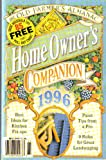 img - for The Old Farmer's Almanac Home Owner's Companion 1996 book / textbook / text book