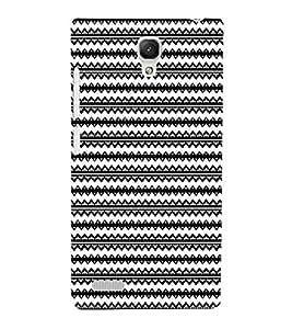 EPICCASE dorky sailor Mobile Back Case Cover For Xiaomi Redmi Note (Designer Case)