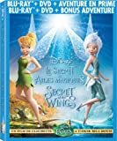 Le Secret des ailes magiques / Secret of the Wings (Bilingual) [Blu-ray + DVD]