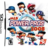 MLB Power Pros 2008 - Nintendo DS