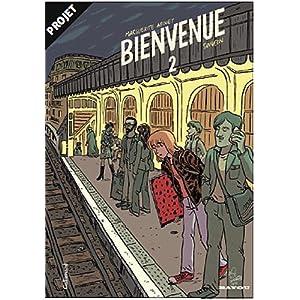 bienvenue - Bienvenue de Marguerite Abouet & Singeon 61%2BusogJnwL._SL500_AA300_