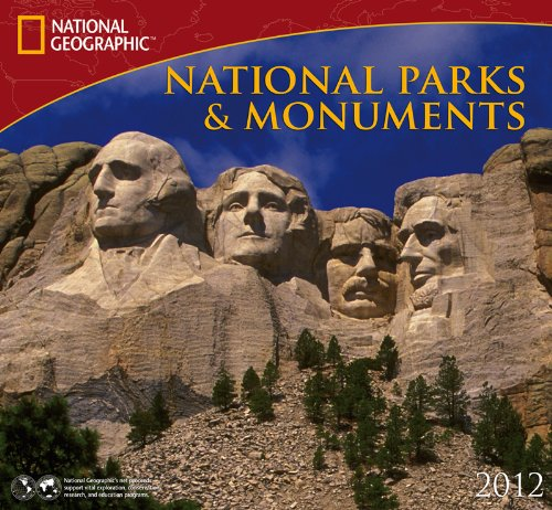 National Parks & Monuments [With World Map]