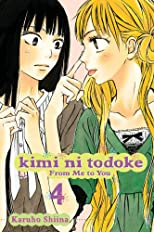 Kimi ni Todoke: From Me to You, Volume 4
