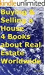 Buying & Selling a House 4 Books abou...