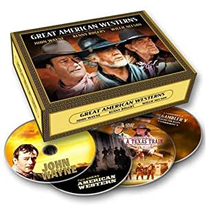 Great American Westerns Collectable Box