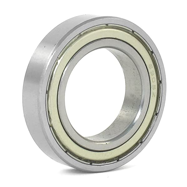 1PCS 6905ZZ Deep Groove Metal Double Shielded Ball Bearing 25mm*42mm*9mm