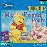 Buffalo Games Disney Photomosaic: Winnie & Piglet