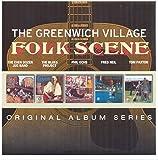 Greenwich Village Folk Scene