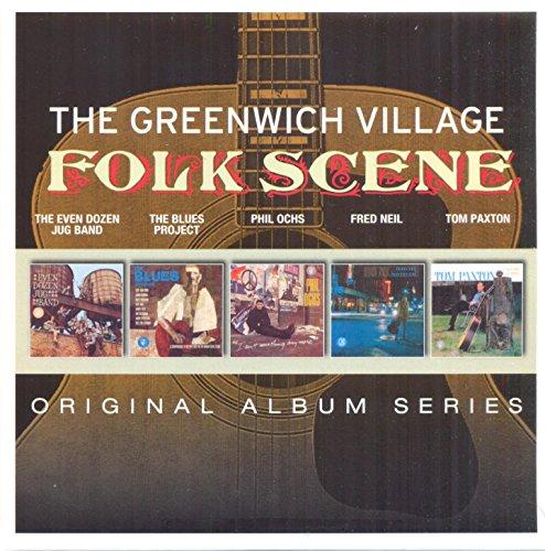 Original Album Series: Greenwich Folk Scene