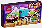 LEGO Friends Emma's Horse Trailer #3186 New in Sealed Factory Package RETIRED