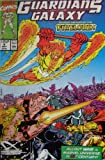 img - for GUARDIANS OF THE GALAXY, #4, September 1990 (Volume 1) book / textbook / text book