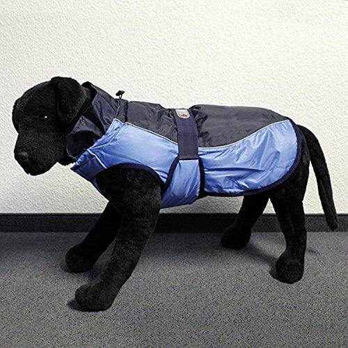 Artikelbild: Polarbär - Classic Coat Blau-Blau 60cm