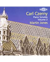 Czerny : Sonates pour piano, vol. 3. Jones.