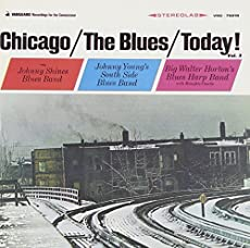 Chicago Blues Today 3