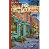 Murder Is Binding ~ Lorna Barrett