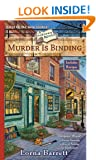 Murder Is Binding (Booktown Mysteries)