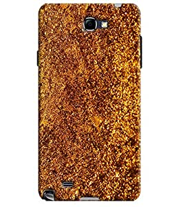 Blue Throat Printed Designer Back Cover For Samsung Galaxy Note 2