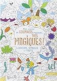 Mon cahier de coloriages très magiques - Couleurs, symboles et mots...