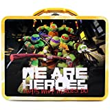 TMNT Tin Lunch Box [We Are Heroes]