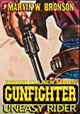 img - for Uneasy Rider (Gunfighter) book / textbook / text book