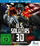 US Soldiers 3D - Army [3D Blu-ray]