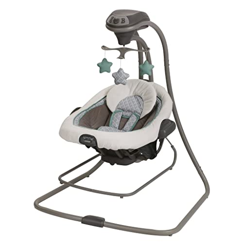 Graco Duet Connect LX Swing + Bouncer, Manor