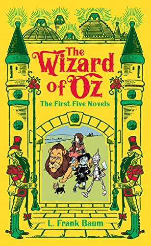 the-wizard-of-oz-the-first-five-novels