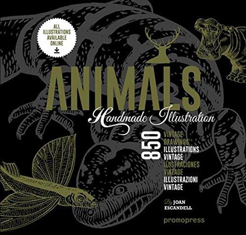 Animals : 1000 dessins vintage