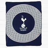 Official Football Club Fleece Blanket / Throw (Tottenham Hotspur)