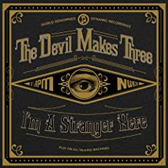 I'm A Stranger Here [+digital booklet]