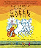 img - for D'Aulaires' Book of Greek Myths book / textbook / text book