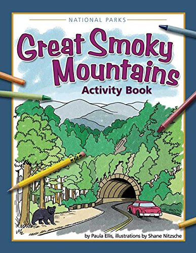 Great Smoky Mountains Activity Book (Color and Learn)