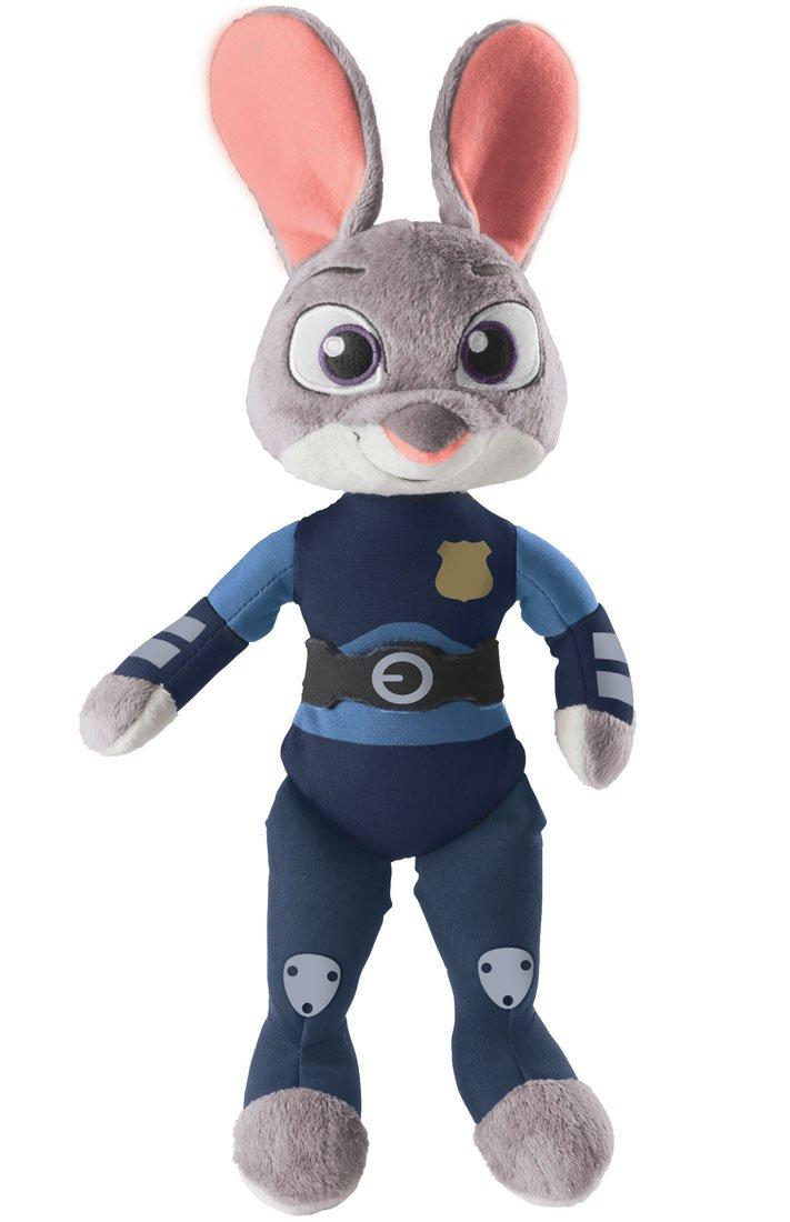 多美zootopia疯狂动物城兔子警官公仔全长34.5cm