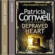 PATRICIA CORNWELL, 10 CD, Unabridged, THE BONE BED, + SEE MY DVDS AND OTHER AUDI