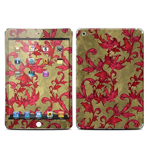 Vintage Scarlet Design Protective Decal Skin Sticker for Apple iPad Mini 2 w/ Retina Display (Matte Satin) (Ipad Mini Protective Skin compare prices)
