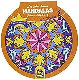 Les plus beaux Mandalas pour enfants - Vol 8 : Fleurs...