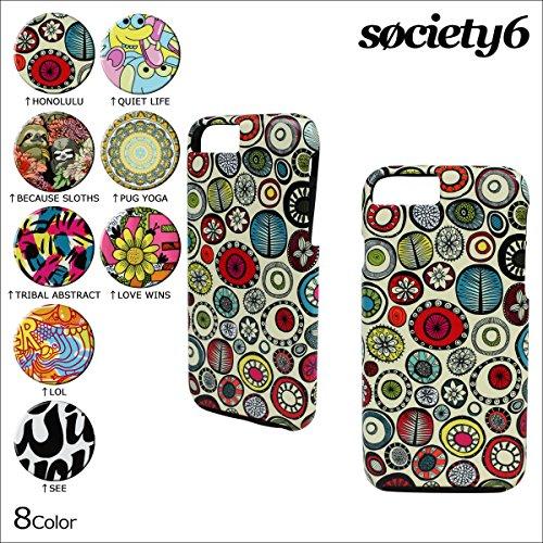 (ソサエティシックス)Society6 iPhone6s ケース iPhone6 スマホ KATE TRIBAL ABSTRACT (並行輸入品)
