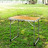 Table pliante portable,